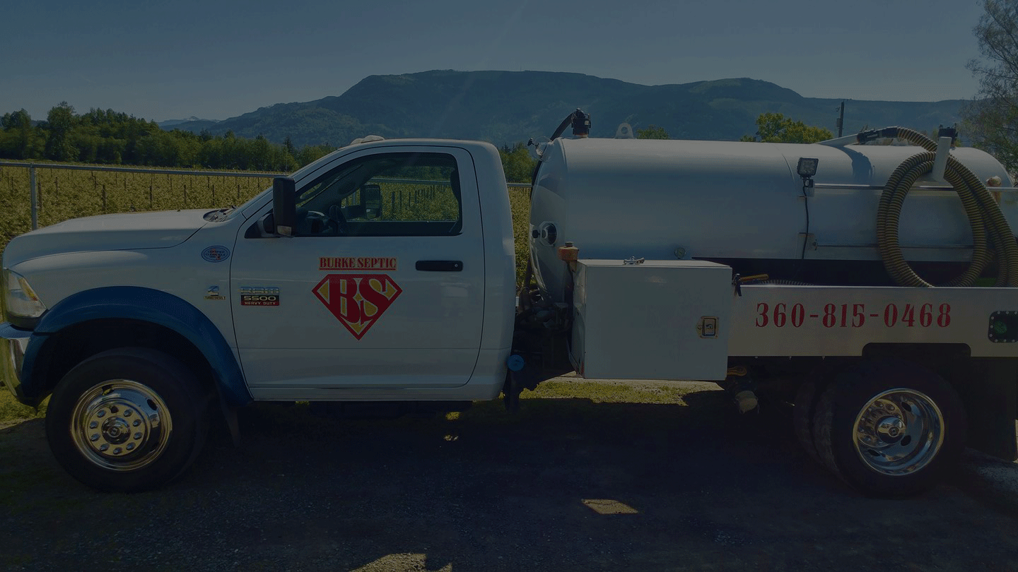 Septic Tank Cleaning Company Bellingham WA