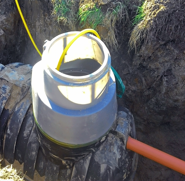 Septic Pumping Repair Outdoor